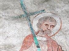 Gotland-Hejdeby kyrka Wandmalerei 02.jpg