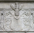 Grabmal von Post ( Wappen) - LfD1948,T032 - jh15.jpg
