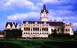 Grafenegg - Grafenegg Castle