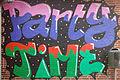 Graffiti Party Time 03.JPG