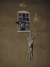 Grafitti's Banksy.JPG
