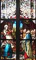 Gramastetten Pfarrkirche - Fenster 3 Jesus Schriftgelehrte.jpg