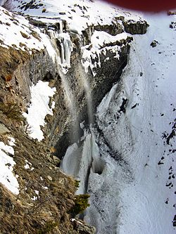 Gramos mountain, Northern Greece and Albania - waterfall.jpg