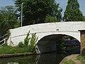 Grand Union Canal bridge 189 - Benbow Waye - geograph.org.uk - 809594.jpg