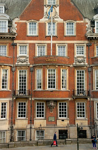 Grand Hotel And Spa York Wikiwand