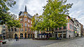 Grashaus (L) - Fischmarkt - Altstadt Aachen - Nordrhein-Westfalen - Deutschland (21971223731).jpg