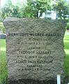 Grav Vestre gravlund Theodor Haagaas.jpg