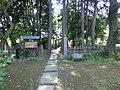 Grave of Ashikaga Yoshiuji.JPG