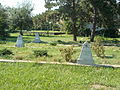 Graves of Soviet soldiers. Memorial cemetery. - Simontornya.JPG