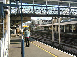 Gravesend railway station - Wikipedia, the free encyclopedia