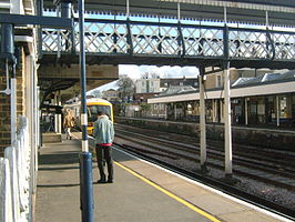 Gravesend railway station