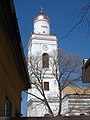 Great Reformed Church from Route 46, 2019 Mezőtúr.jpg