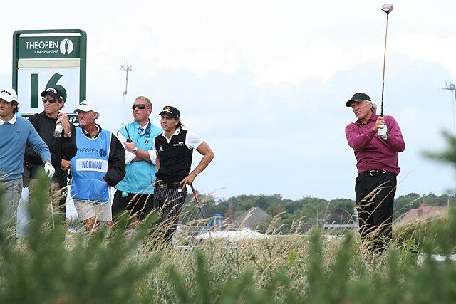 Greg Norman Golf Course Design Game