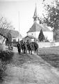 Grenzwachtpatrouille bei der Kirche von Buchthalen - CH-BAR - 3240931.tif