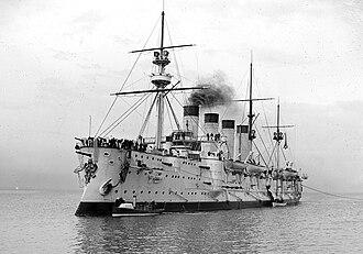 Russian cruiser Gromoboi - Image: Gromoboy 1901
