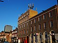 Grove Road post office building, SUTTON, Surrey, Greater London (2) - Flickr - tonymonblat.jpg