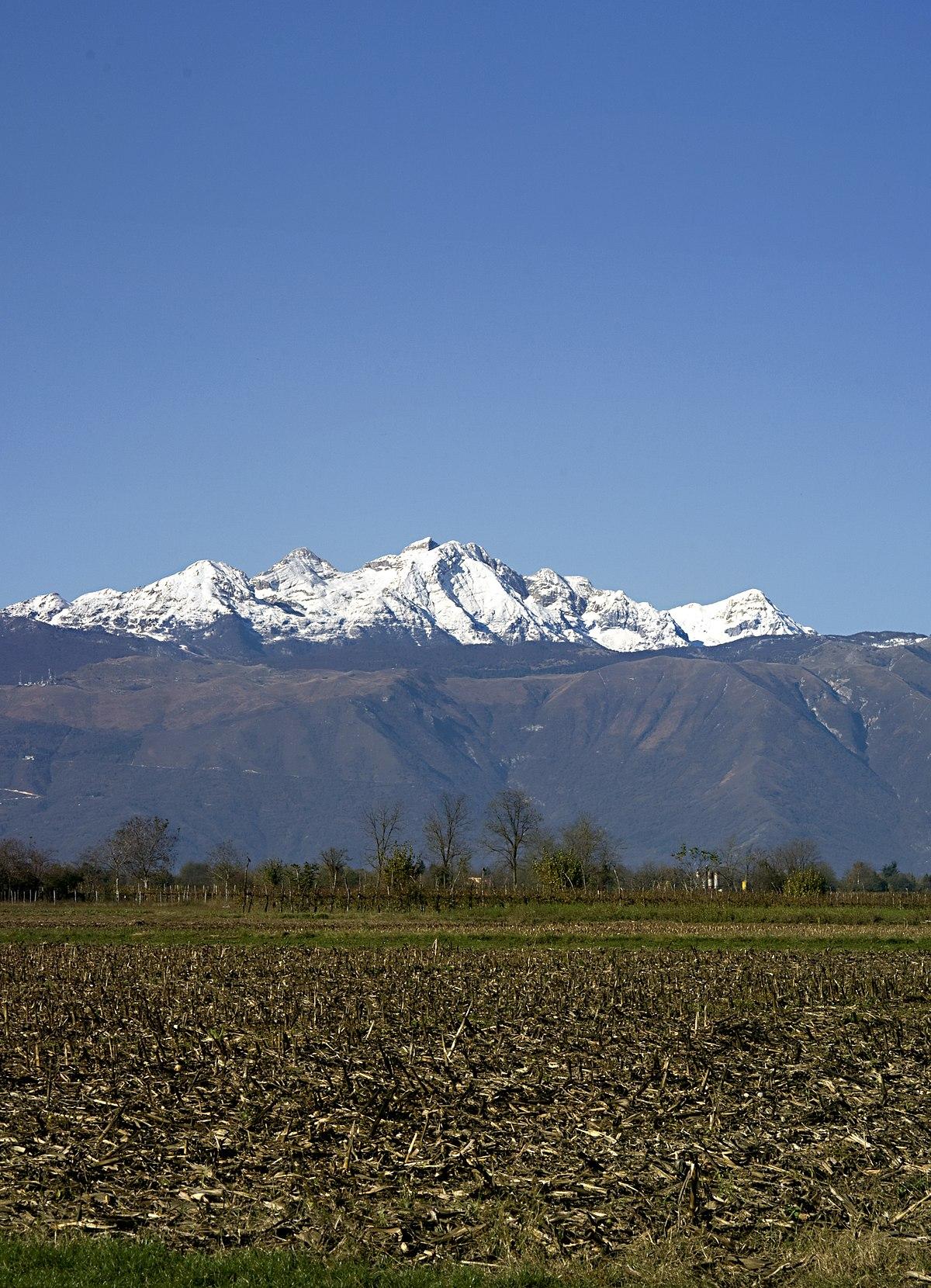 Monte Cavallo Prealpi Bellunesi Wikipedia
