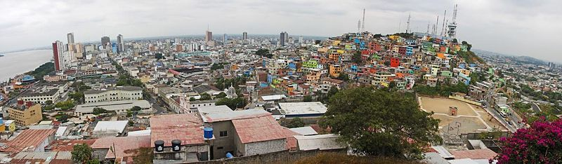 Guayaquil panorama by https://www.flickr.com/people/7711906@N07
