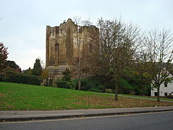 Guildford castle 1