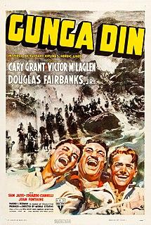 <i>Gunga Din</i> (film) 1939 film by George Stevens