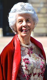 Gunnila Bernadotte af Wisborg, June 8, 2013. jpg
