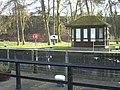 Gunthorpe Lock control room - geograph.org.uk - 652854.jpg