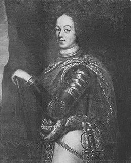 Gustav, Duke of Zweibrücken Count Palatine of Kleeburg