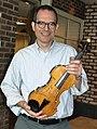 Guy Rabut, Violin Maker, The Black Violin.jpg