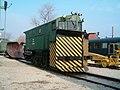 Hóekés mozdony (Snowplow locomotive) - panoramio.jpg