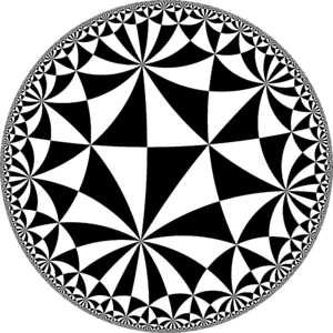 Truncated tetraoctagonal tiling - Image: H2checkers 248