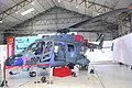 HAL Dhruv Mk3 MR during commissioning ceremony of INAS323 of Indian Navy.jpg