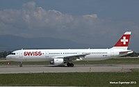 HB-ION - A321 - Swiss