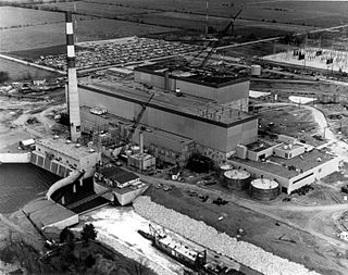 Quad Cities Nuclear Generating Station Nuclear power plant in Rock Island County, Illinois