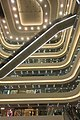 HK CWB 銅鑼灣 Causeway Bay 時代廣場 Times Square mall Atrium void ceiling January 2019 IX2 01.jpg