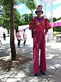 HK CWB 銅鑼灣 Causeway Bay 維多利亞公園 Victoria Park 慶祝國慶70周年 n 香港回歸祖國22周年 GD-HK-MC Guangdong-Hong Kong-Macau Greater Bay Festival Celebrations event crew artist July 2019 SSG 08.jpg