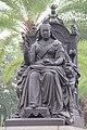 HK CWB Causeway Bay 維多利亞公園 Victoria Park 維多利亞女皇 Statue of Queen Victoria April 2017 IX1 05.jpg
