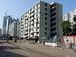 Kwun Tong Garden Estate Public housing estates in Hong Kong