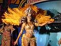 HK TST night 柏麗購物大道 Park Lane Shopper's Boulevard 巴西 Brasil 森巴舞娘 Samba female dancers Nov-2010 08.JPG