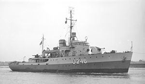 HMAS Fremantle