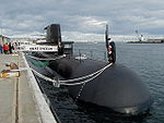 HMAS Sheean, cinquè submarí de la classe Collins