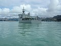 HMNZS OTAGO at Anchor off Lyttelton - Flickr - NZ Defence Force.jpg