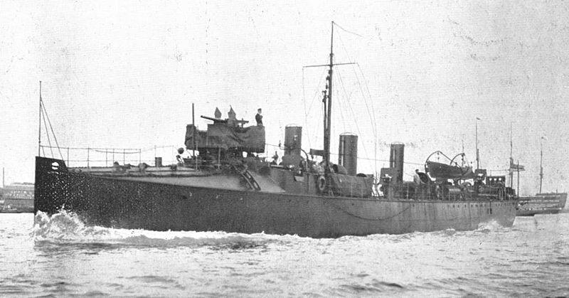 HMS Ranger 1895