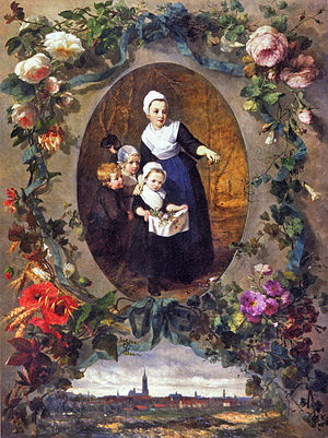 Kate Bisschop-Swift - Image: Haagse Weeskinderen 1874