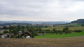 Bolligen - Image: Habstetten, Bern, Switzerland
