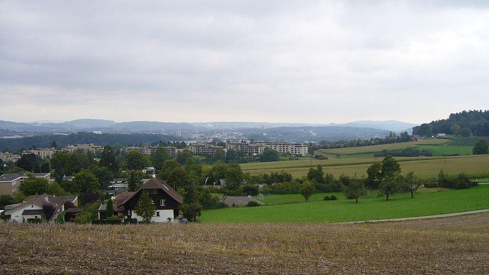 Habstetten, Bern, Switzerland.