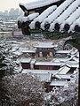 Haenggung Palace in winter, Suwon.jpg