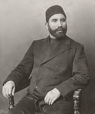 Zeynalabdin Taghiyev - Haji Zeynalabdin Taghiyev (Taghioff)