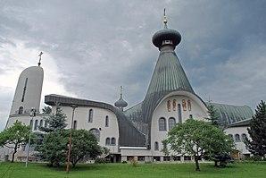Sobór Świętej Trójcy w Hajnówce