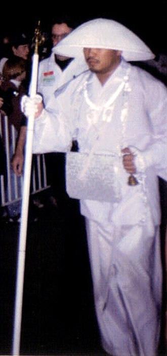 Jinsei Shinzaki - Shinzaki in 1995.