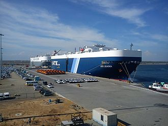 Hambantota - Hambantota Port